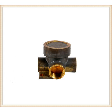 Faucet Valve Body Brass plumbing fittings brass