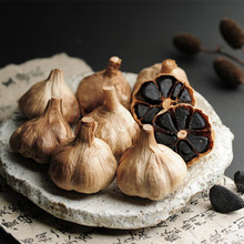 Organic Black Garlic Bulbs Sale