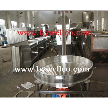 Maleic Acid Fluid Bed Drying Machine