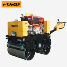Good Quality for Vibrating Roller Reasonable Price Hand Roller Compactor Machine supply to United States Minor Outlying Islands Factories