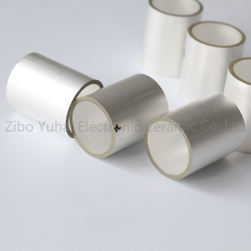 Piezoelectric Cylinder For NDT