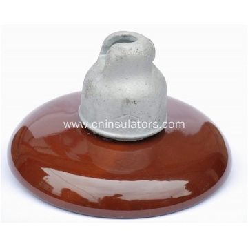 ANSI 52-8 Porcelain Suspension Insulators