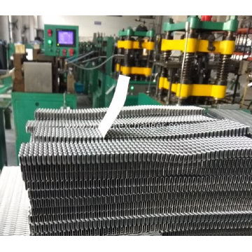 Heat Exchanger Fin Production Moulds