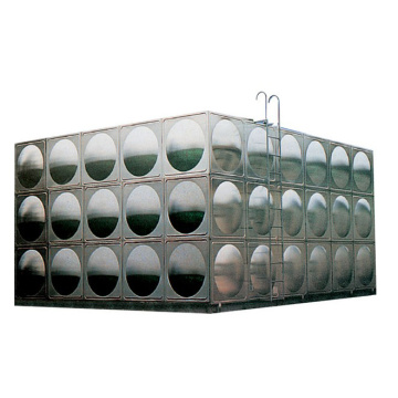 Drinking Water Stainless Steel Panel Water Tank