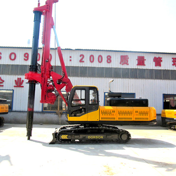 Excavator Hydraulic Diesel Bored Piling Drill Machine