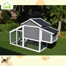 High quality wooden chicken coop and run
