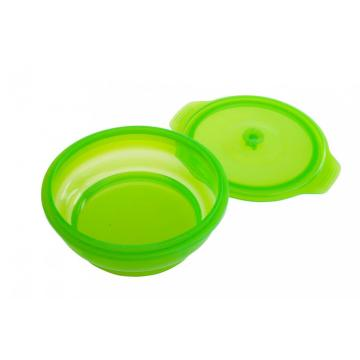 Top Quality Folding Silicone Lunch Boxes