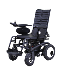 The Omnipotent Power-driven wheelchair