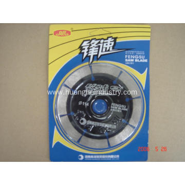 General Purpose Diamond Blades 105 Juxing 114 Fengsu