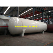 80000 Liters LPG Storage Bullet Tanks