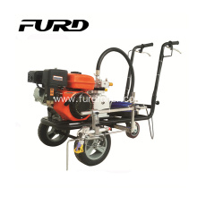 Cold Spraying Hand Operated Road Line Marking Machine