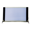 Double screens film view lamp