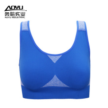 Wholesale Bra Factory Sexy Sports Seamless Yoga Bra