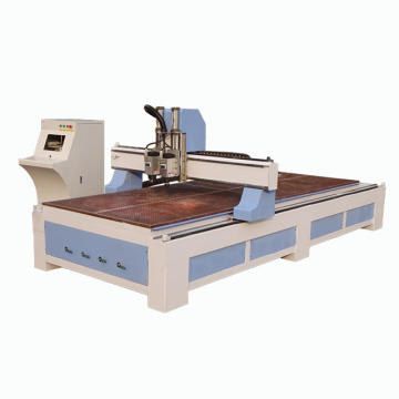 Dua Spindle 1325 Mesin Kayu CNC Furniture router