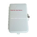 8 Cores Plastic Fiber Optic Distribution Box