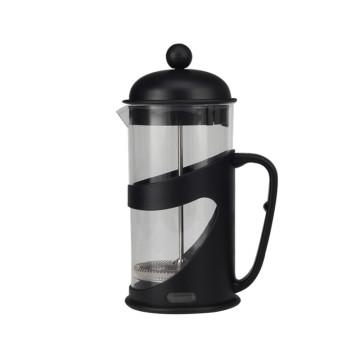 Wholesale Plastic Frame Glass French Press