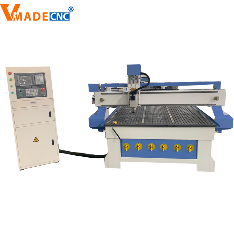 CNC wood engraving and cutting machine