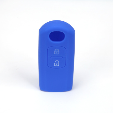 Silicone key fob cover for 2016 mazda3