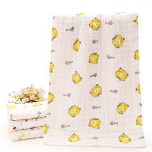 Six Layer Cotton Gauze Bath Towel