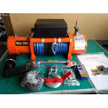 12000lbs wire rope capstan winch Electric Winch