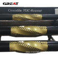 PDC drilling Reamer Bit with Premium cutters