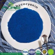 Blue Color Phycocyanin From Spirulina