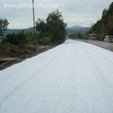 Geotextile used in civil engineering and environmental