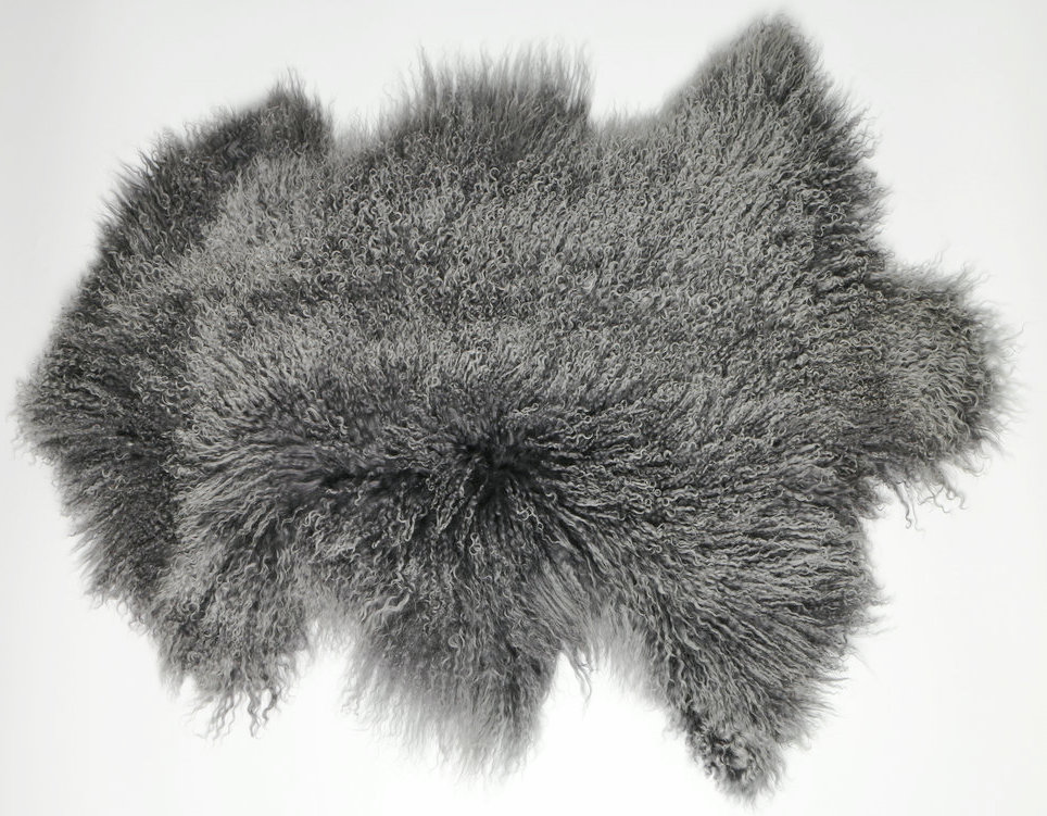 Tibetan Lamb Fur Sheepskin