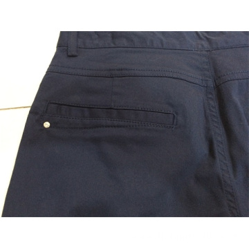 lady's pant solid color