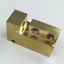 Custom Milling Machining Brass Products