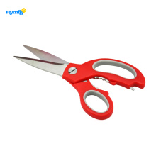 China for Stainless Steel Kitchen Scissors Utility Scissors for Chicken kitchen scissors export to Italy Manufacturers