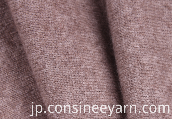 natural fiber cashmere yak yarn