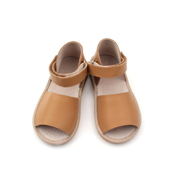Fancy Leather Soft Squeaky Modern Baby Shoes