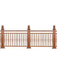 Wholesale Price for Offer Balcony Guardrail, Balcony Fence, Balcony Railing from China Supplier Decorative Bamboo aluminum balcony fence supply to Netherlands Supplier