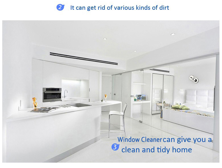 Glass Window Robot Cleaner