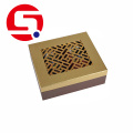 Hollow square paper box