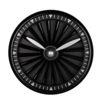 14 Inch Fan Gear Wall Clock
