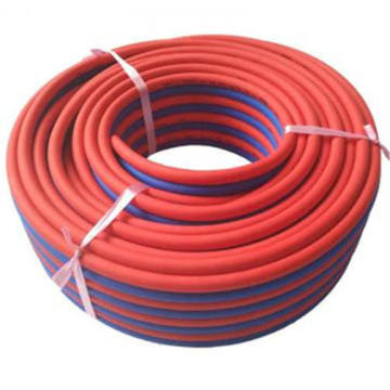 Twin welding hose for cutting equipment