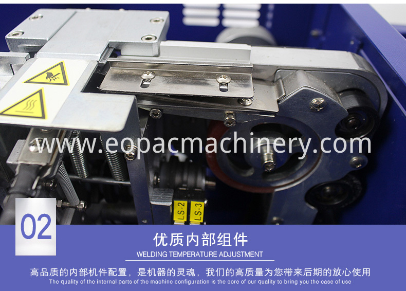 Hot Sale Case Strapping Machine Price