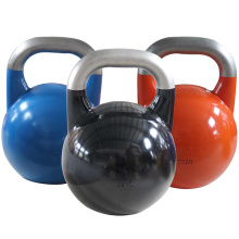 China for Steel Standard Kettlebell Russian Cast Iron Kettlebell export to Lesotho Supplier