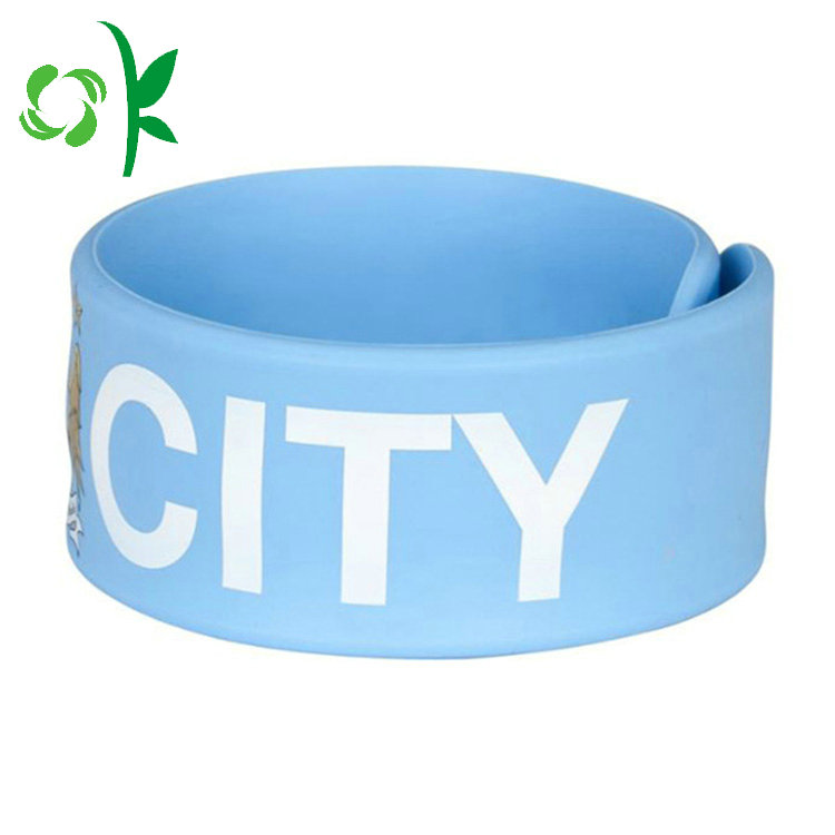 Candy Color Slap Bracelet