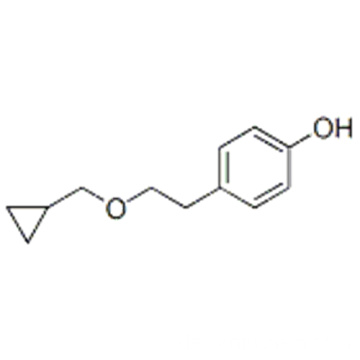 Phenol, 4- [2- (Cyclopropylmethoxy) ethyl] - CAS 63659-16-5