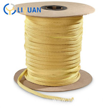 Braided kevlar rope aramid with high strength