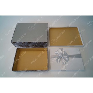 High-grade hand-made flower gift box