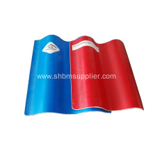 Non-Asbestos Anti-UV Fireproof MgO Corrugated Roof sheets