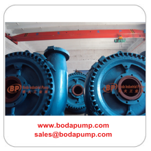 Factory source manufacturing for River Sand Suction Dredge Pump Single Casing Tunnel Shield Gravel Pump supply to French Southern Territories Factories