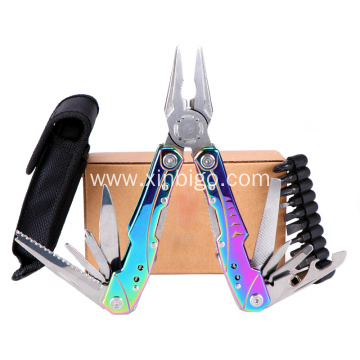 Steel Handle Multifunctional Cutting Pliers