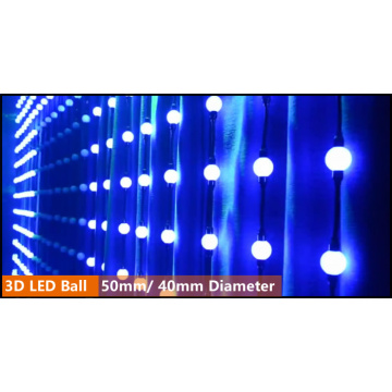 Pixel Mapping LED Ball