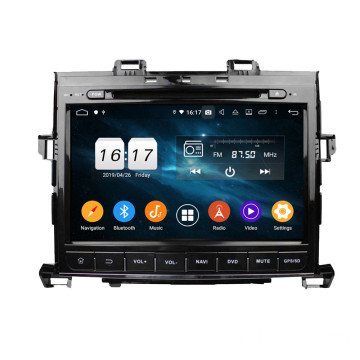 in dash dvd navigation for Alphard 2013