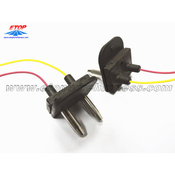 Reliable for Custom molded wire assembly Molded 2PIN connector export to Germany Importers